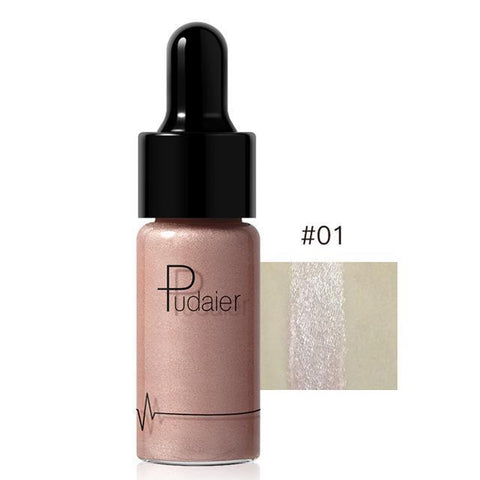 Face Make-Up Foundation Oil Control Liquid Foundation Makeup-Face Makeup-Kenya-LeStyleParfait.Co.Ke