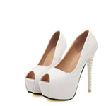 High Heel Sandals Sexy Rhinestone Women Shoes-Shoes-Le Style Parfait Kenya
