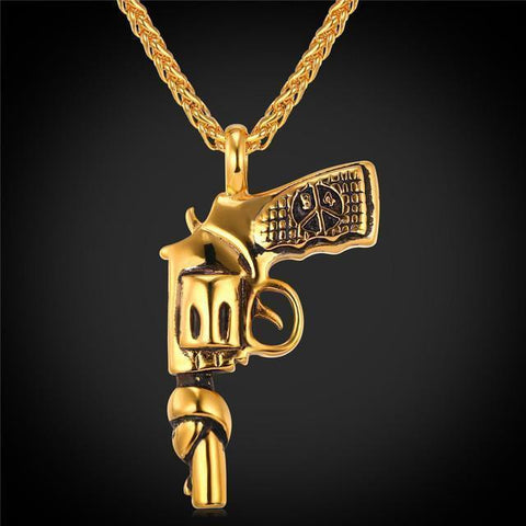 Hip Hop Style Chains UNISEX Necklace Fashion Jewelry-Necklaces & Chains-LeStyleParfait.Co.Ke