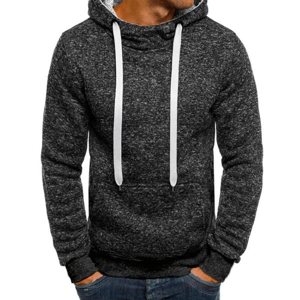 Hoodies Men's Drawstring Hoodie-Hoodie-Kenya-LeStyleParfait.Co.Ke