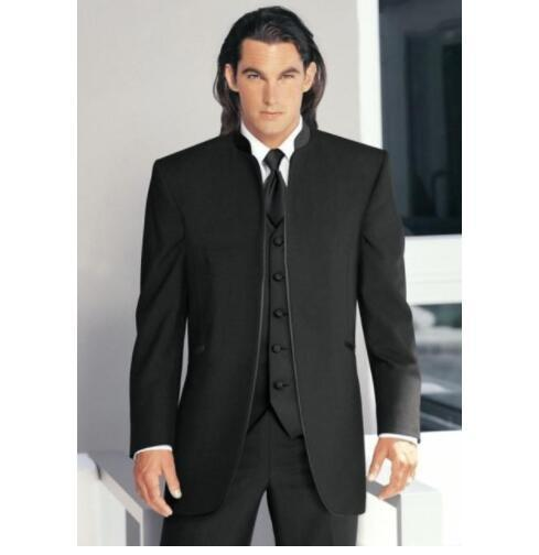 Italian Design Men's Suit Classical Tuxedo Slim Fit 3 Piece-Suit-Kenya-LeStyleParfait.Co.Ke