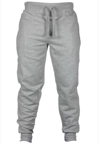 Jogger Pants Mens Fitness Sweatpants Workout Sportwear-Men's Pants-Kenya-LeStyleParfait.Co.Ke