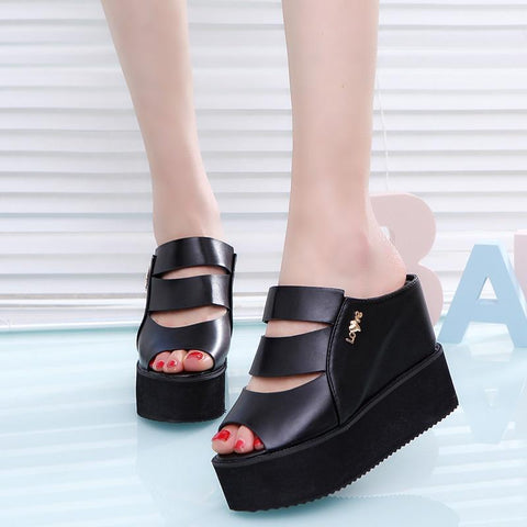 Lady Bird Women Sandals - Wedges Shoes-Shoes-LeStyleParfait.Co.Ke