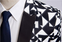 Men's Blazer Wedding Tuxedo Blazer Slim Fit-Blazer-Kenya-LeStyleParfait.Co.Ke