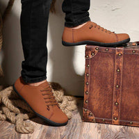 Mens Flats, Mens Loafers, Fashion Leather Shoes-Shoes-LeStyleParfait.Co.Ke