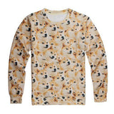 Men's Hoodies Wolf Print-Men Sweatshirts-Kenya-LeStyleParfait.Co.Ke