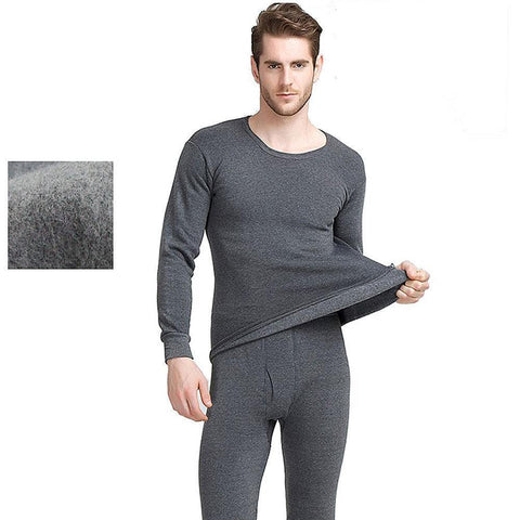 Men's Sleepwear Pants Set Men's Thermal Underwear Sets-Men's Sleepwear-Kenya-LeStyleParfait.Co.Ke