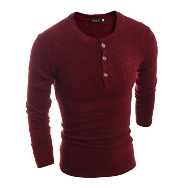Men's Sweaters Casual Plus Size Sweaters-Sweaters-Kenya-LeStyleParfait.Co.Ke