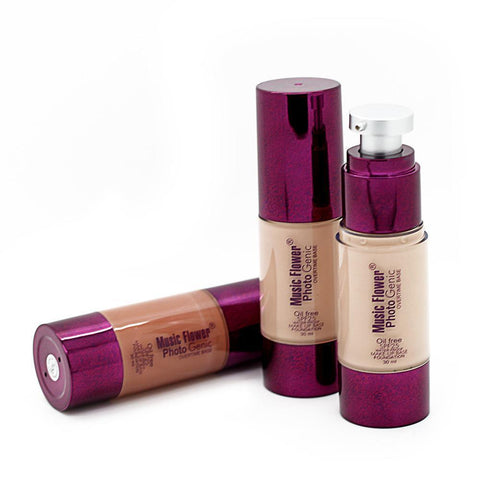 Nude Face Foundation Liquid Facial Concealer-Face Makeup-Kenya-LeStyleParfait.Co.Ke