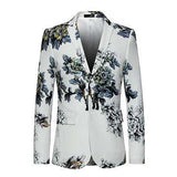 Sequin Blazers Mens Slim Fit Fashion Brand Blazer-Blazer-Kenya-LeStyleParfait.Co.Ke