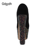 Sexy Women Shoes High Heels Pumps Bling Platform Shoes-Shoes-Le Style Parfait Kenya