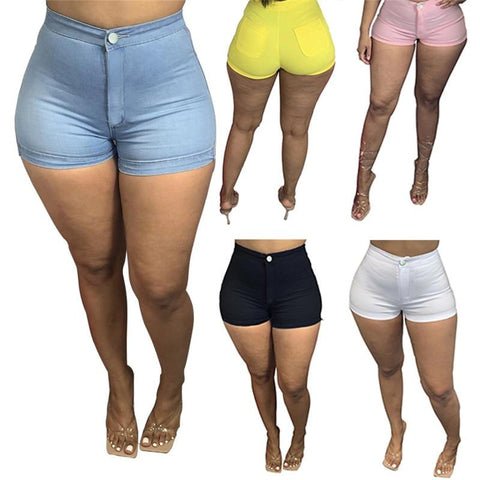Summer Sexy Hot Shorts For Women-Shorts-LeStyleParfait.Co.Ke