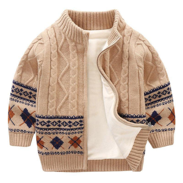 Sweater, Baby Boys Sweaters Cardigans-Kids Sweaters-Kenya-LeStyleParfait.Co.Ke