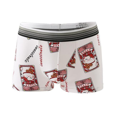 Underwear, Men's Boxer Shorts, Cat-Underwear-Kenya-LeStyleParfait.Co.Ke