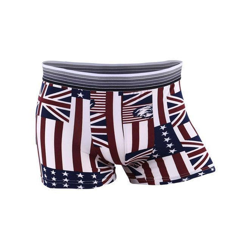 Underwear, Men's Boxer Shorts, Flag-Underwear-Kenya-LeStyleParfait.Co.Ke