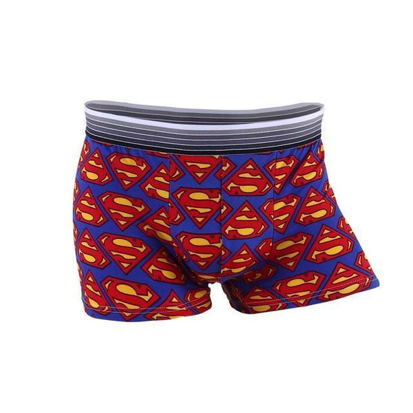 Underwear, Men's Boxer Shorts, Superman-Underwear-Kenya-LeStyleParfait.Co.Ke