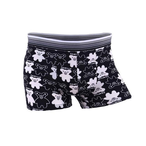 Underwear, Men's Boxer Shorts, Teddy Bear-Underwear-Kenya-LeStyleParfait.Co.Ke