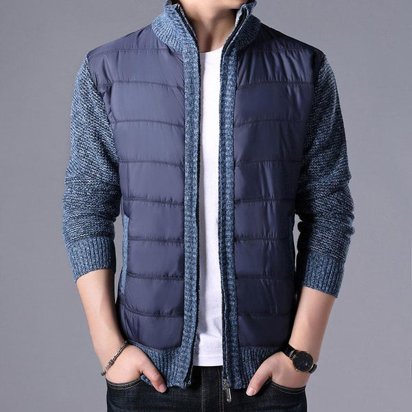 Winter Jacket, Men's Parka, SweaterJacket-Jacket-Kenya-LeStyleParfait.Co.Ke