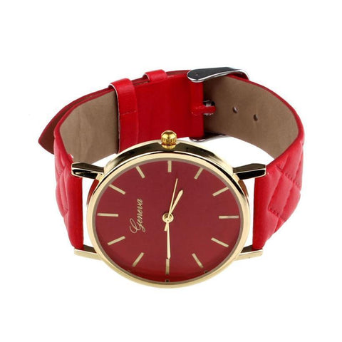 Women Quartz Casual Wrist Watch, 7 Colors-Watches-Le Style Parfait Kenya
