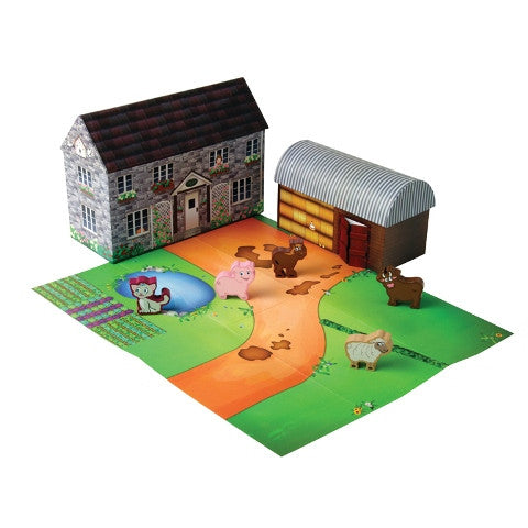 Card Farmhouse