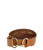 HERBERT CHANZY 39MM CAMEL BELT