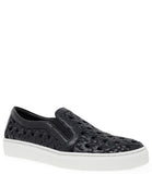 Madison Maison Woven Sneakers Black