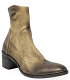 Elena Iachi Ankle Boot Gold
