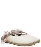 Madison Maison by Oa-Non Fashion Off White Slip On Espadrille