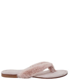 Madison Maison by Paola Martini Light Pink Ivanka Thong Sandal