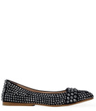 Madison Maison By Eddy D Ballet Flat Black