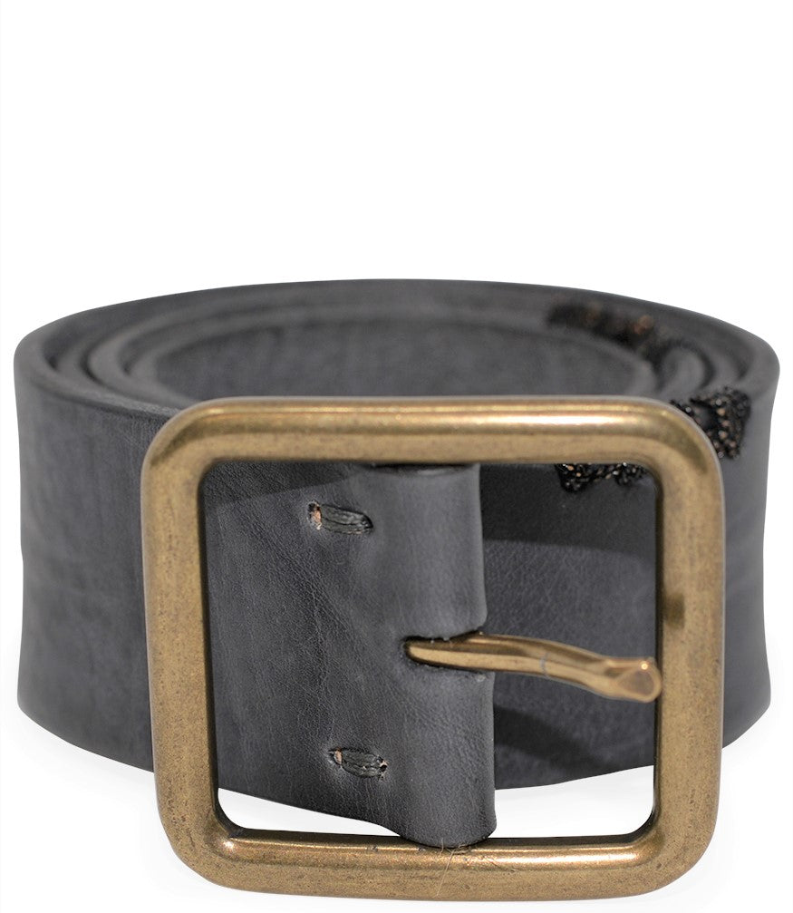 RICCARDO FORCONI ANTRICITE M/2632 LEATHER BELT