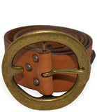 RICCARDO FORCONI CUOIO 4042 LEATHER BELT
