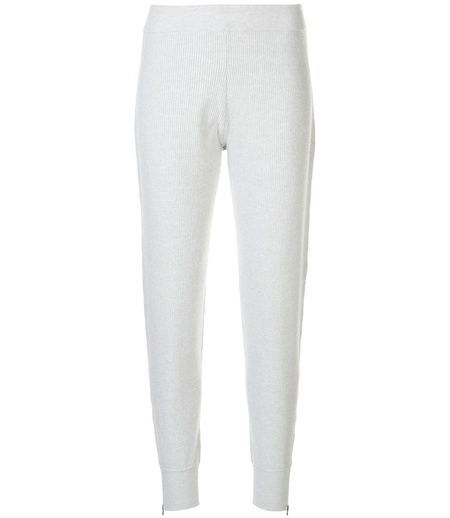 Duffy MIST RIBBED JOGGER W ANKL