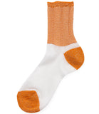 Alto Milano Fiesta Lt. Orange Socks
