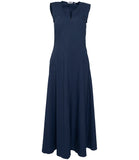 Caliban Navy Sleeveless Dress