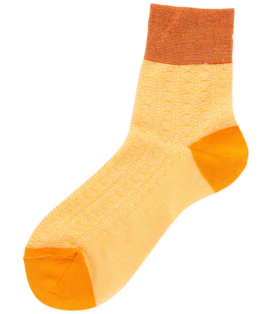 Alto Milano Golia Lt. Orange Socks