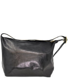 Calleen Cordero Black Leather Shiloh Hand Bag