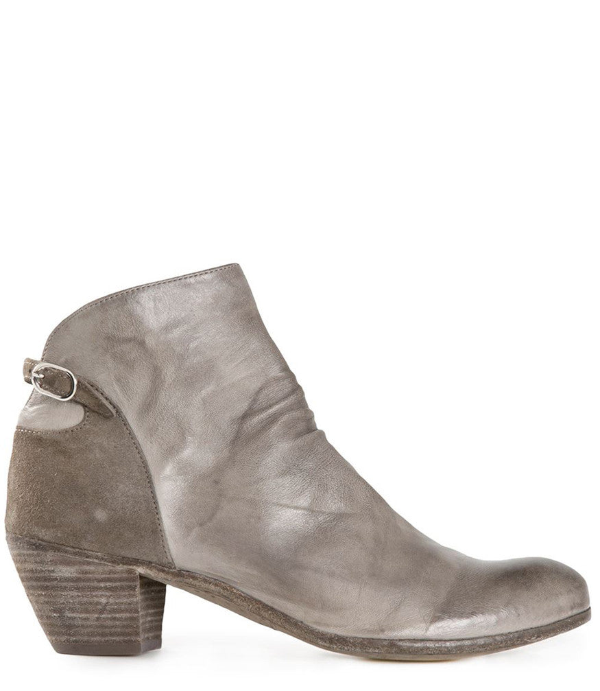 Taupe Leather Chabrol/002 Boot