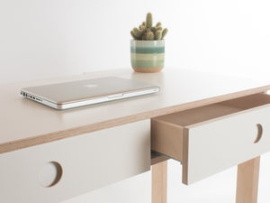 2 Drawer Desk