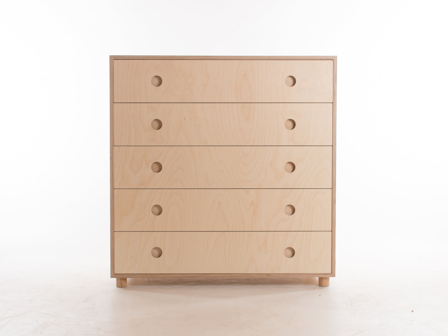 Malmo Wide Chest of Drawers
