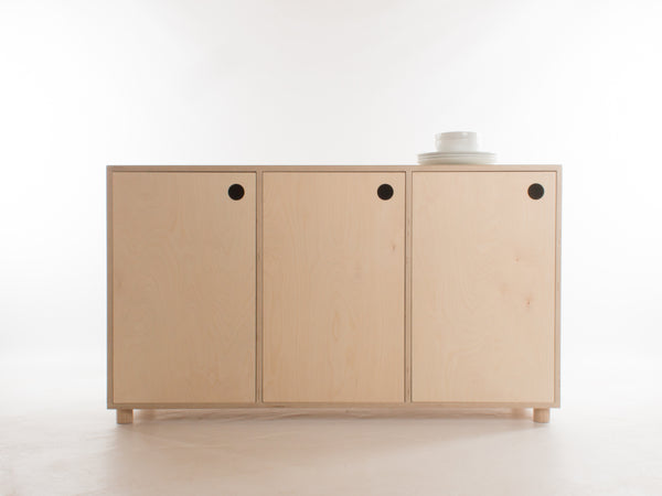 Tall Sideboard