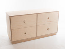 Load image into Gallery viewer, Malmo Double Short Chest of Drawers