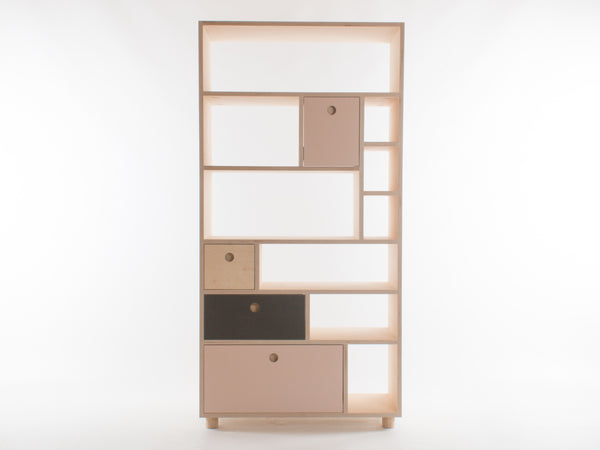 Bookcase Shelving Unit