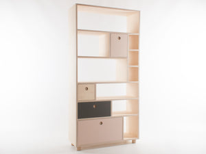 Bergen Shelving Unit