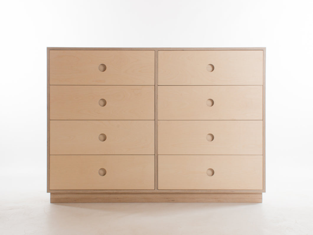 Double Wide Chest of Drawers