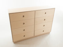 Load image into Gallery viewer, Double Wide Chest of Drawers