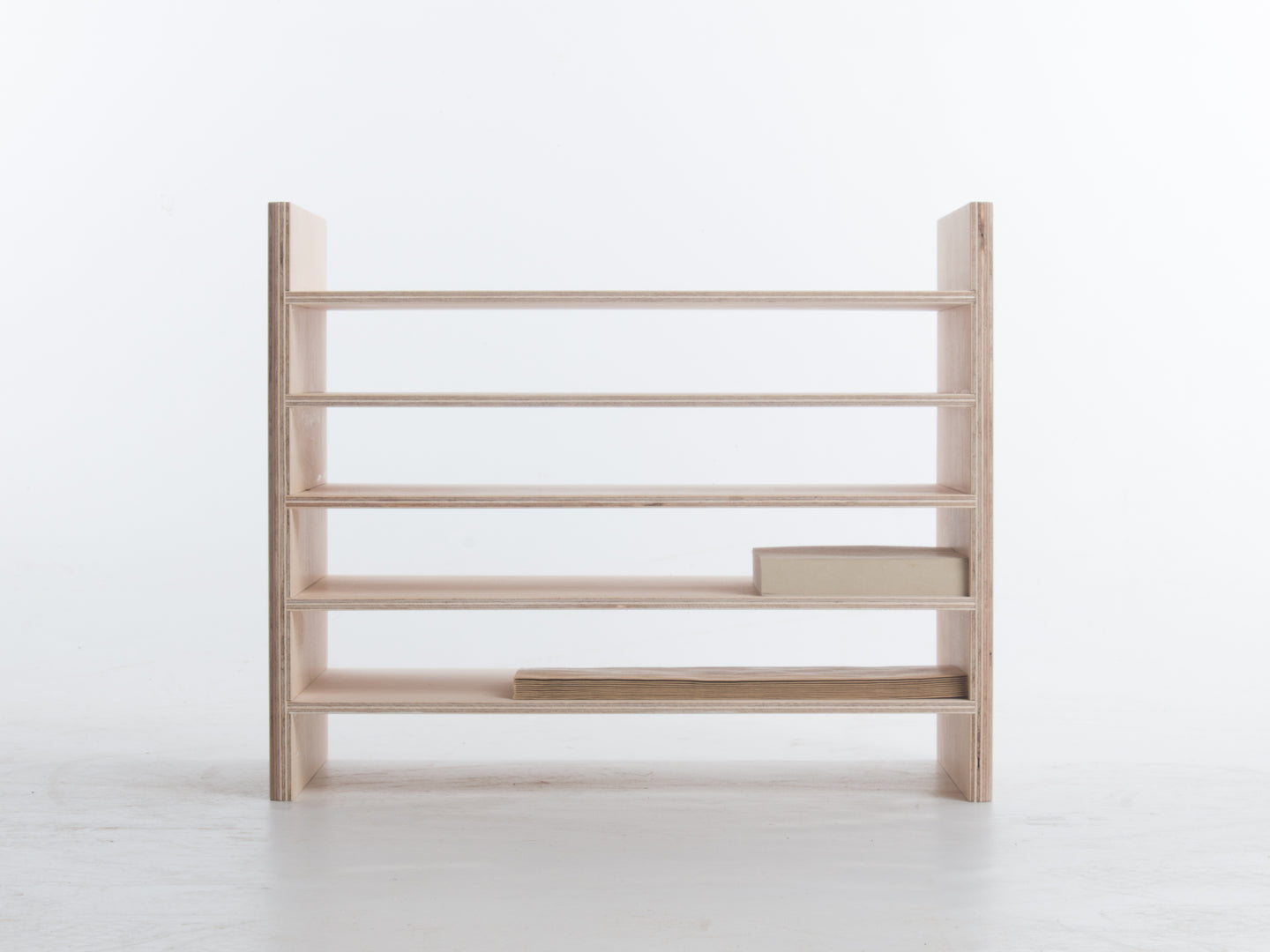 A4 Stack Paper Rack