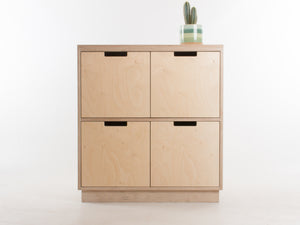 Riga Double Vanity Unit