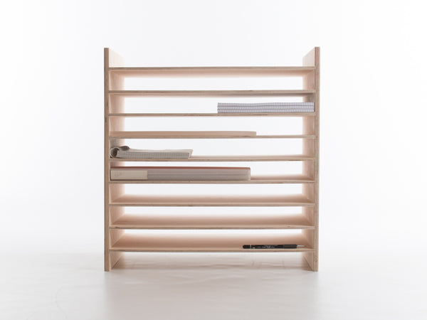 A3 Stack Paper Rack