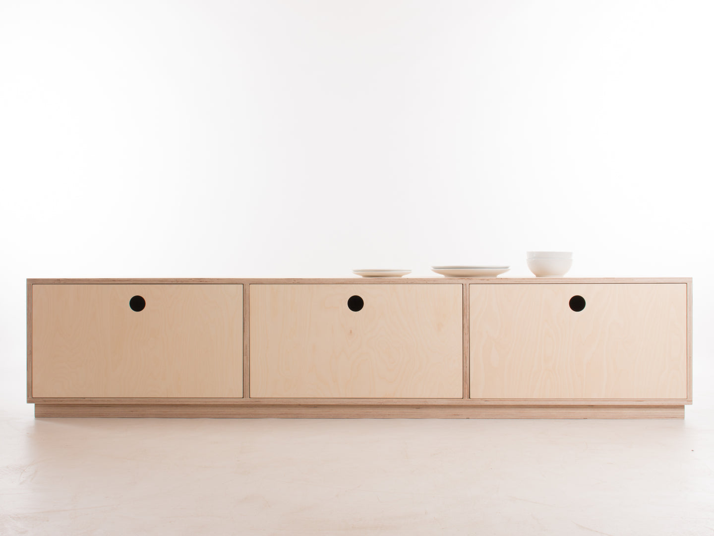 Wide Drawer Sideboard